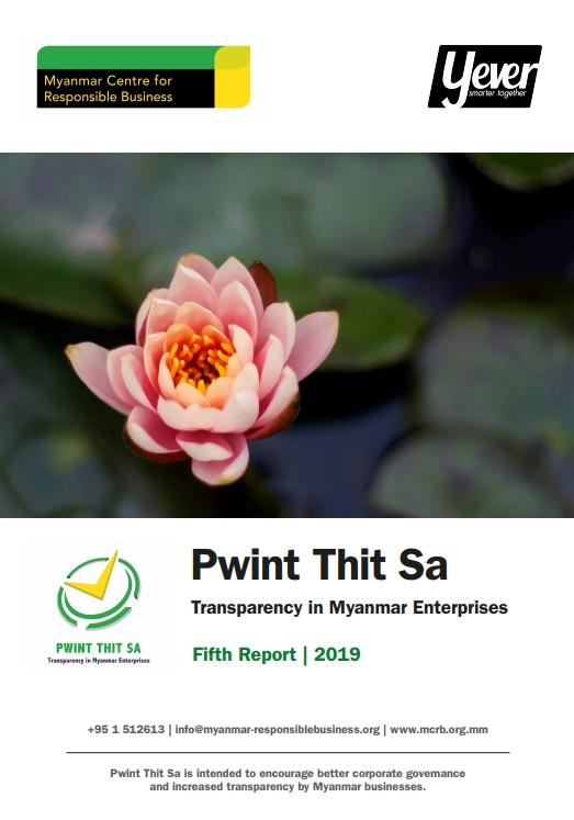 Pwint Thit Sa 2019
